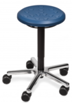 POLI-B Lab Stool Blue